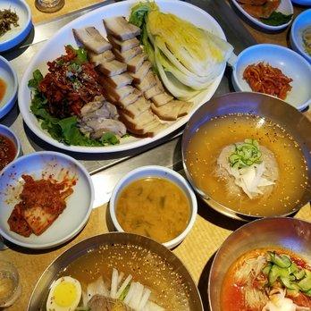 Mo ran gak restaurant 2366 photos 1244 reviews korean 9651 garden grove blvd garden for Korean restaurant garden grove