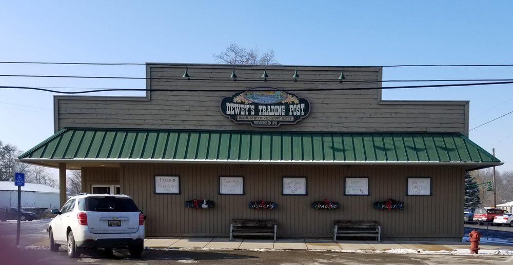 Deweys Trading Post: 104 S Maple St, Maple Rapids, MI