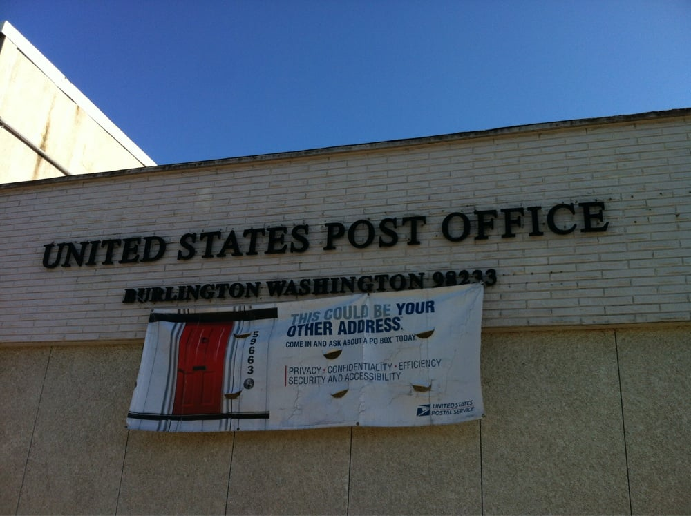 US Post Office: 818 8th Ave, Carbonado, WA