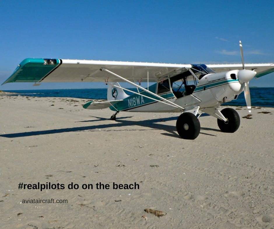 Aviat Aircraft: 672 S Washington, Afton, WY