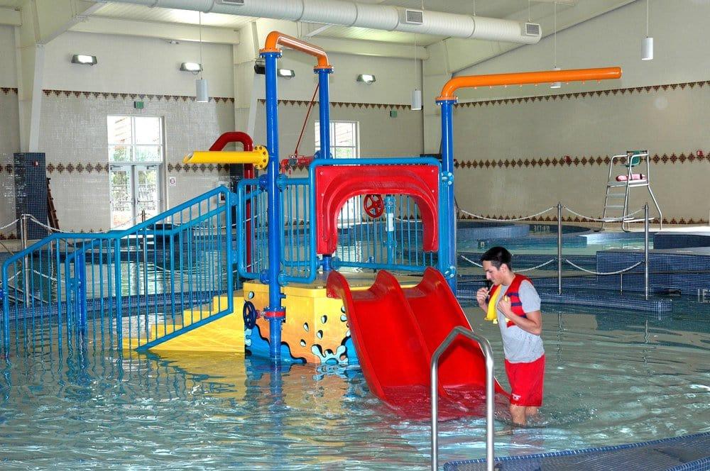 Leisure Pool And Giant Slide Yelp