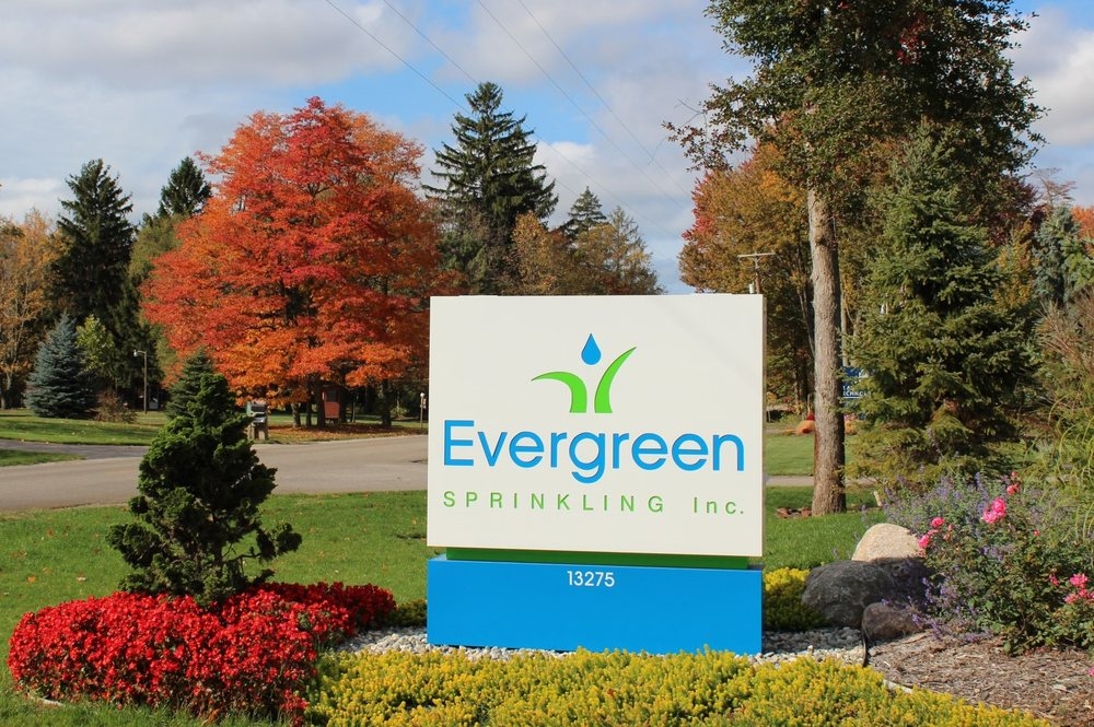 Evergreen Sprinkling Irrigation 13275 Tyler St Holland Mi Phone Number Yelp