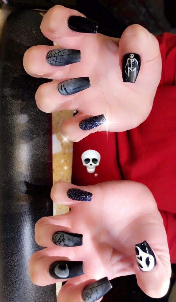 Andrews Nails and Spa: 106 SW 1st St, Andrews, TX