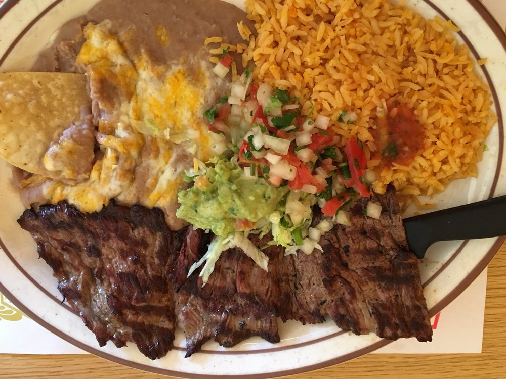 Gloria's Mexican Restaurant: 7027 California City Blvd, Calif City, CA