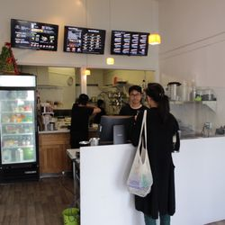 2a1a13c6e Photo of Sumiko Cafe - Alameda, CA, United States. Refreshed interior,  modern