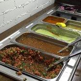 photo of backyard taco mesa az united states salsa bar