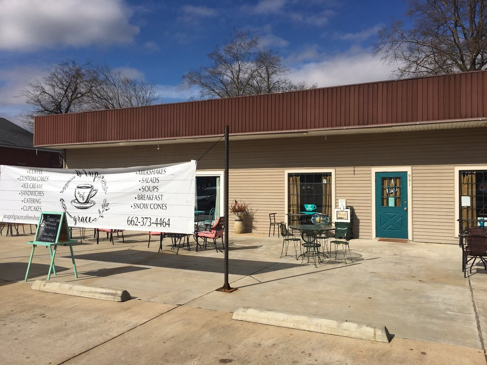 Cup of Grace: 991 Magnolia St, Tunica, MS