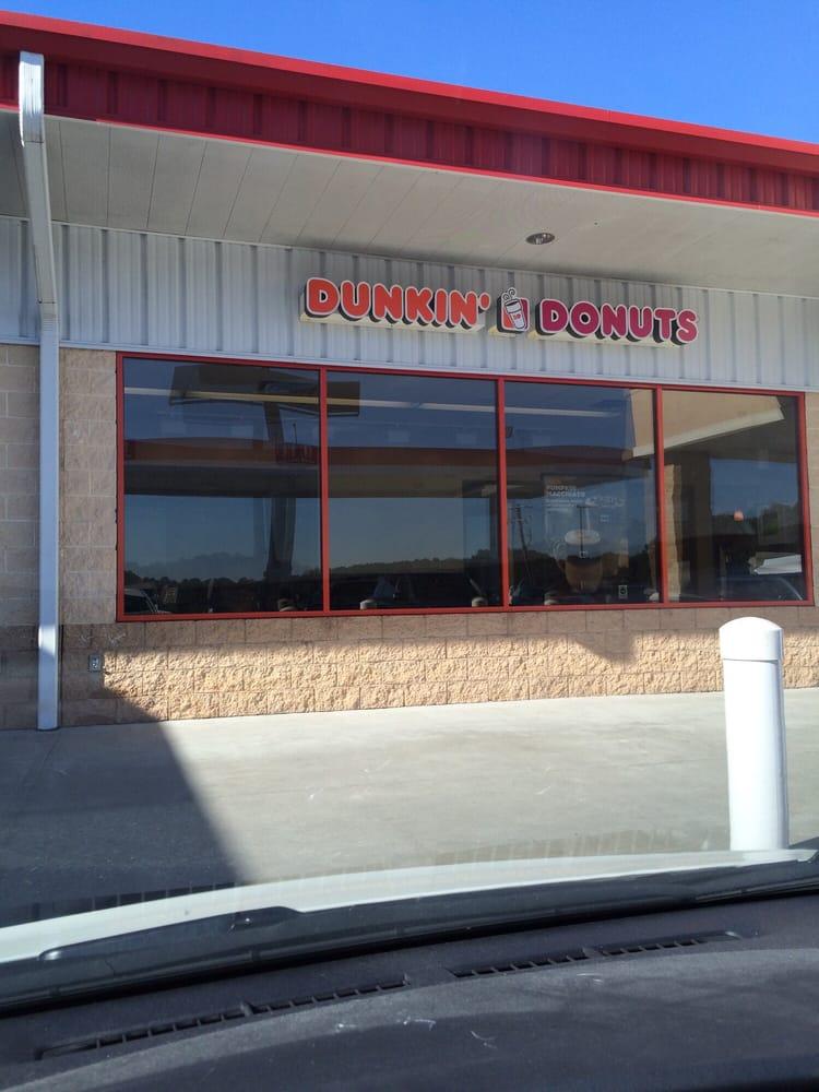 Dunkin': 12461 Old Stage Rd, Warfield, VA