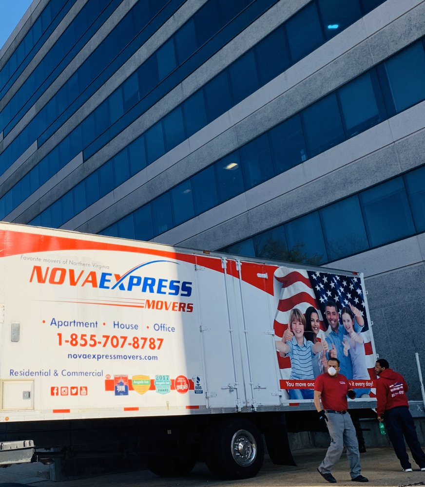 Nova Express Movers