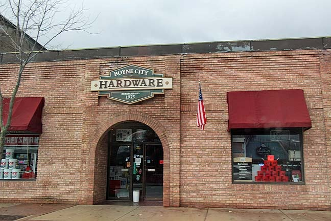Ace Hardware: 200 Water St, Boyne City, MI