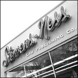 Stevens Ness Law Publishing Office Equipment 916 Sw 4th Ave