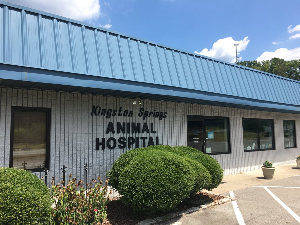 Kingston Springs Animal Hospital: 170 Luyben Hills Rd, Kingston Springs, TN