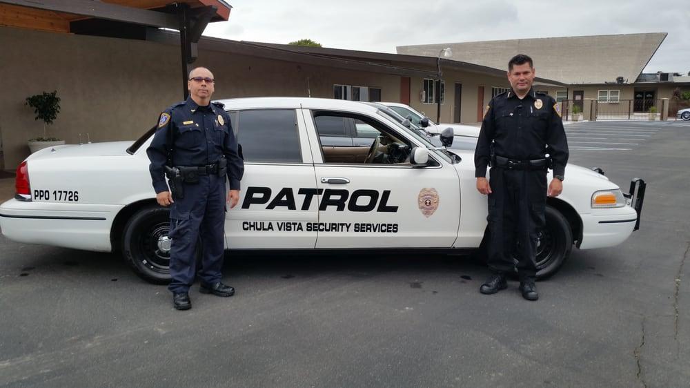 Patrol Car Yelp