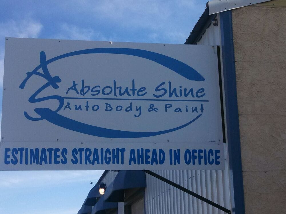 Absolute Shine Auto Body & Paint: 859 Acequia Dr, Monte Vista, CO
