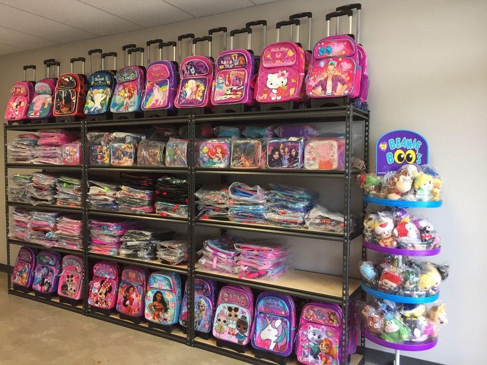 Toys Zone: 2107 Shiloh Dr, Laredo, TX