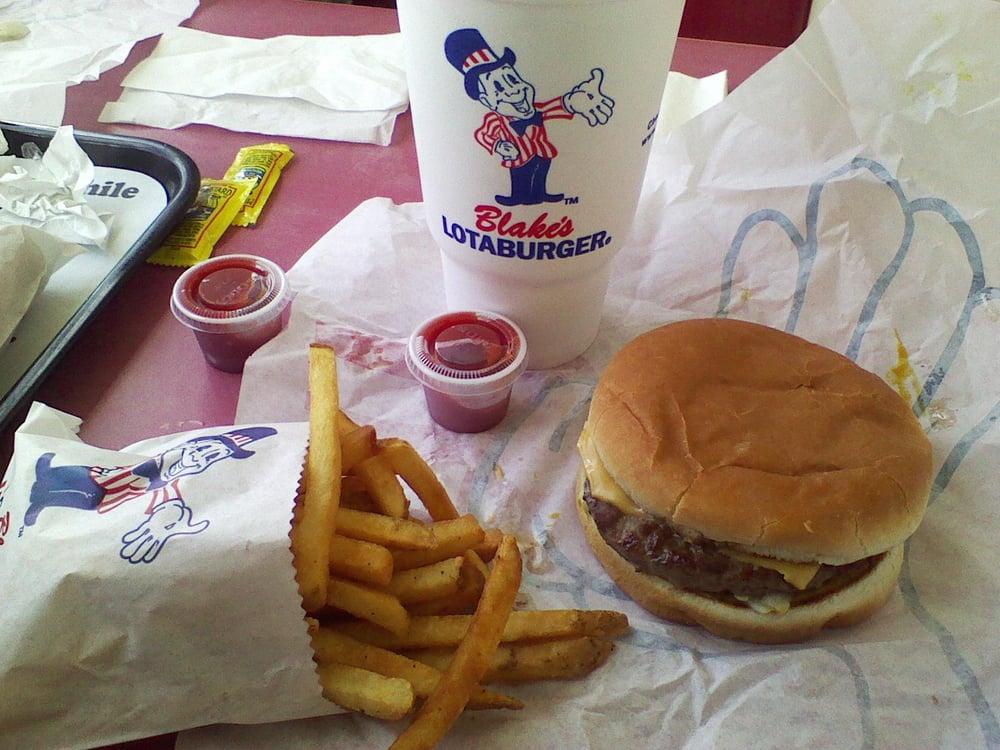Blake's Lotaburger: 100 Hurley Ave, Bayard, NM