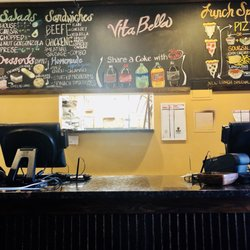 Photo Of Vita Bella Pizza Plainfield Il United States View From Takeout