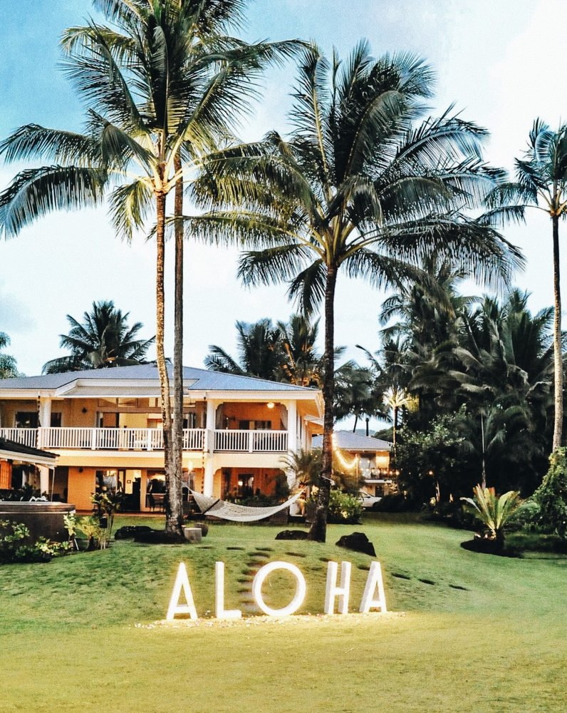 Palm Palm Parties & Events: 99-129 Kihewa Pl, Aiea, HI