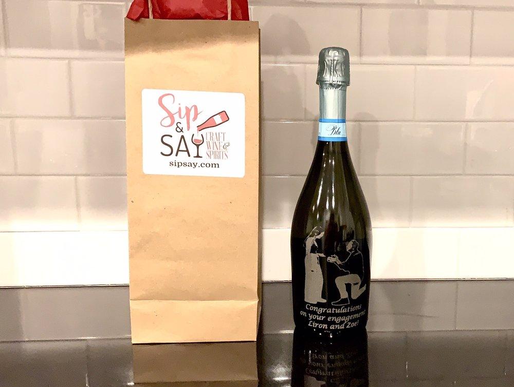 Sip & Say Craft Wine & Spirits
