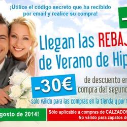 ffd4154d Hiplus Calzados - Zapaterías - Calle Clara del Rey, 39, Chamartín ...