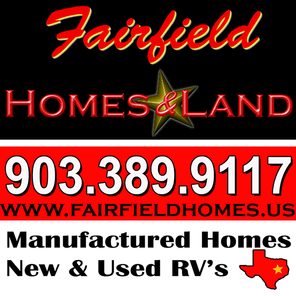 Fairfield Homes Land