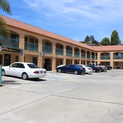 Photo Of Travelers Inn Castro Valley Ca United States Parking Lot