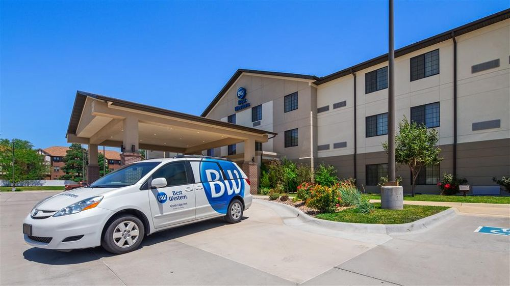 Best Western North Edge Inn: 404 W Frontview, Dodge City, KS