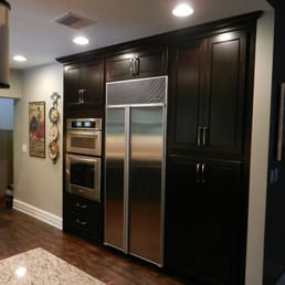 Espresso cabinets is a dark kitchen cabinet but very for Kitchen cabinets hialeah