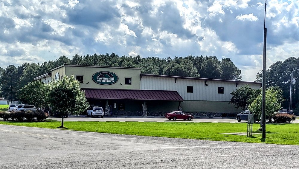 Springhill Outfitters: 773 Seafood House Rd, Selma, NC