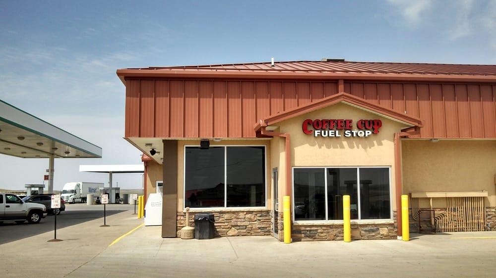 Coffee Cup Fuel Stop: 24022 US Hwy 83 & I-90, Vivian, SD