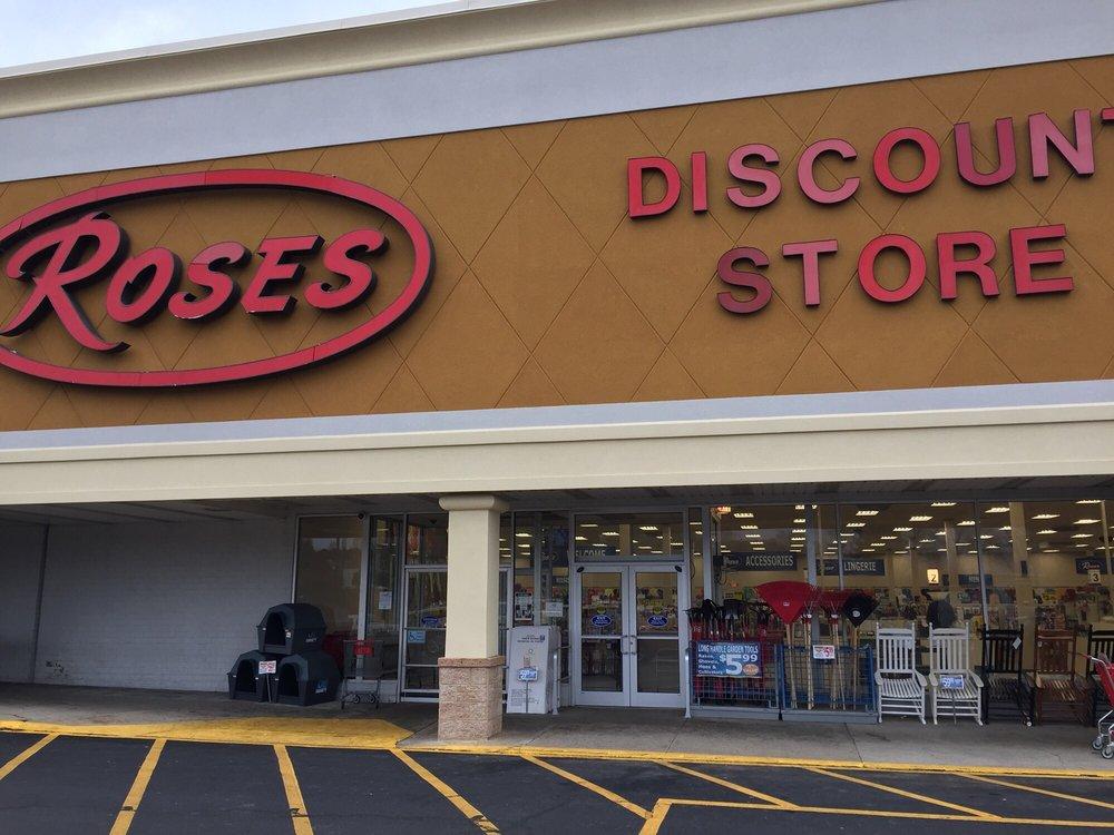 Roses Store: 544 E Stuart Dr, Galax, VA