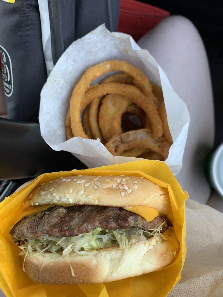 Jumbo Burger: 1775 W 2700th N, Ogden, UT