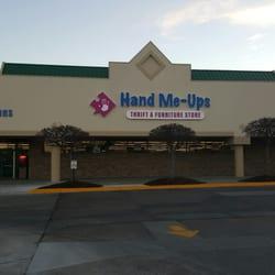 Hand Me Ups Thrift Stores 9725 Q St West Omaha Omaha Ne Yelp