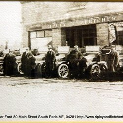 Ripley Fletcher Ford Car Dealers Main St South Paris ME - Ford dealers in maine