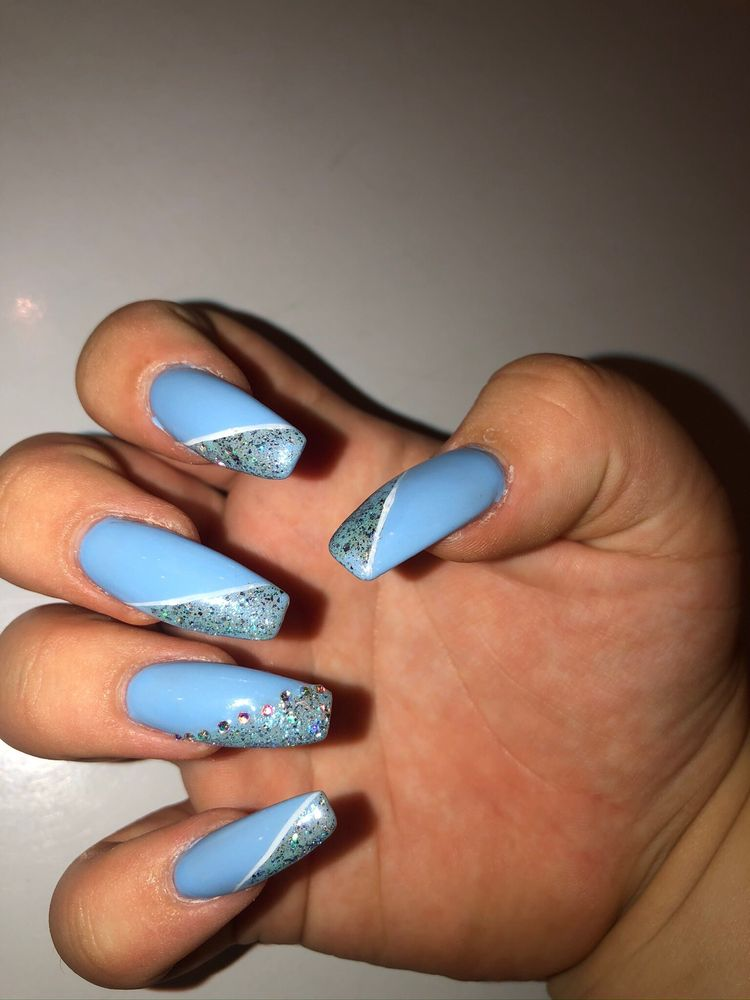 Lovely Nails & Spa: 675 Kootenai Cut Off Rd, Ponderay, ID