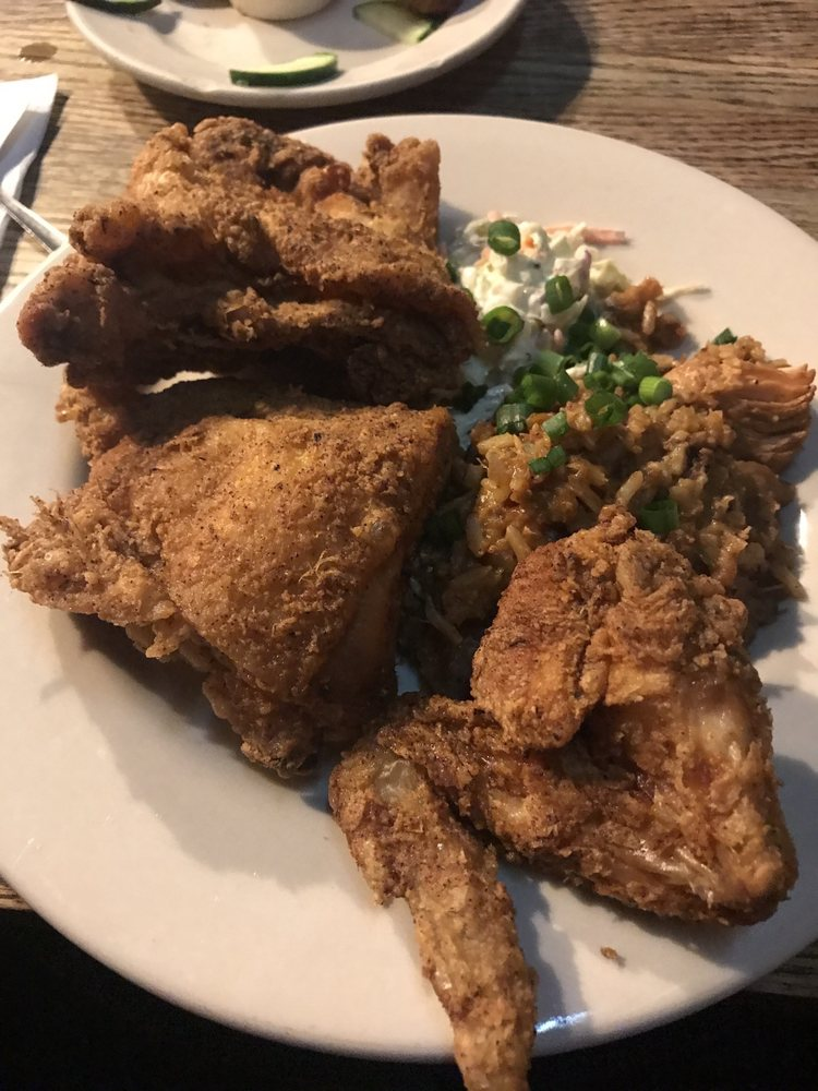 louisiana cajun fried chicken