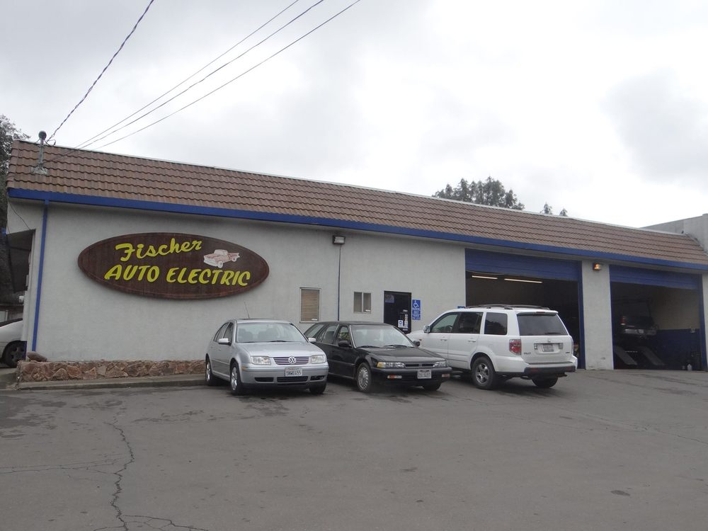 Fischer Auto & Electric: 4314 Old Hwy 53, Clearlake, CA