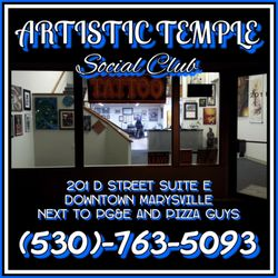 6a10b9da16545 Photo of Artistic Temple Social Club - Marysville, CA, United States