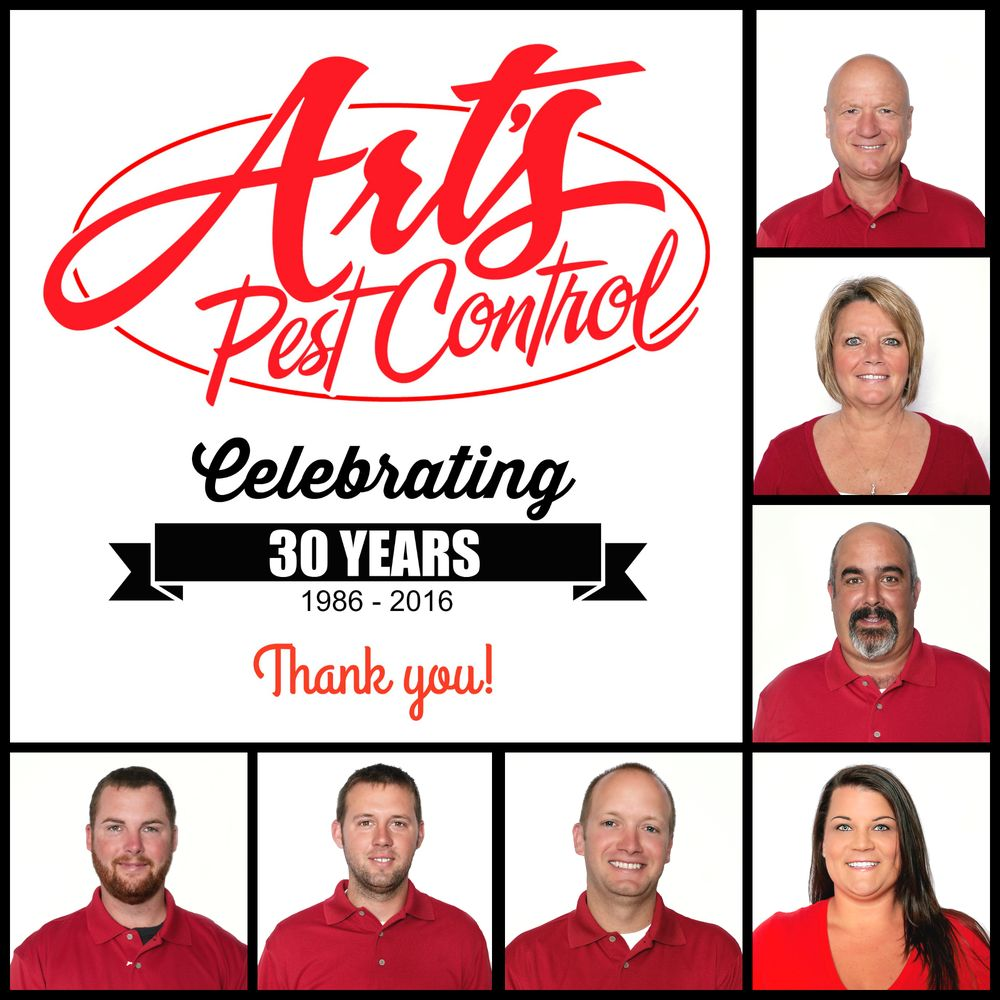 Art's Pest Control: 429 W Miller St, Jefferson City, MO