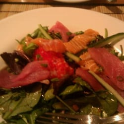 Photo Of Fins Crofton Md United States Sushi Salad