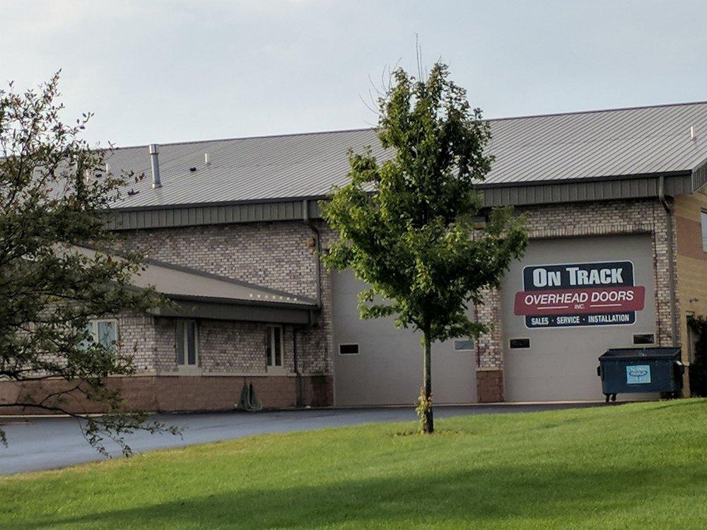 On Track Overhead Doors Garage Door Services 16606 Cherry Creek