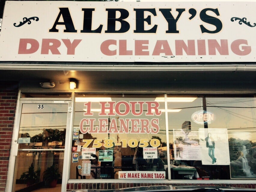 Albey Cleaners: 35 Wrightstown Cookstown Rd, Cookstown, NJ