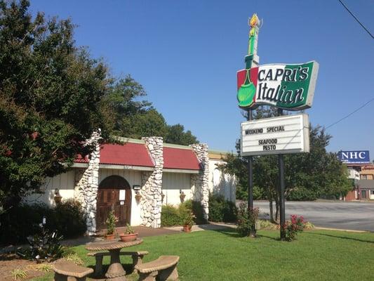 Italian Restaurants Near Clayton Nc