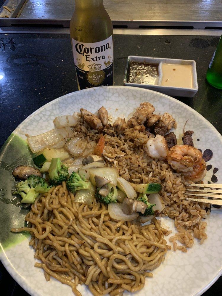 Chouraku Japanese Steakhouse & Sushi: 302 South Main St, Celina, OH