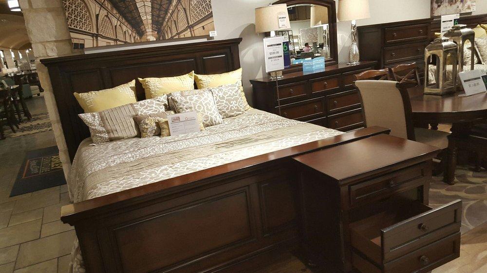ashley homestore 57 photos 127 reviews furniture On ashley furniture san antonio