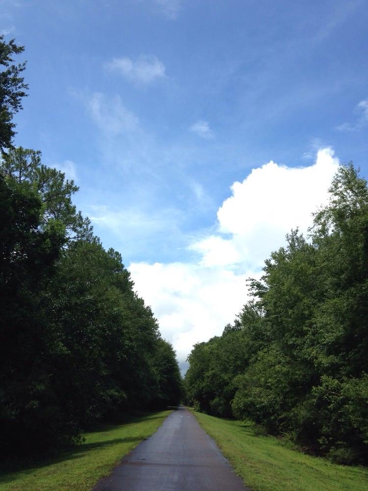 Jacksonville Baldwin Rail Trail: 850 N Center St, Jacksonville, FL