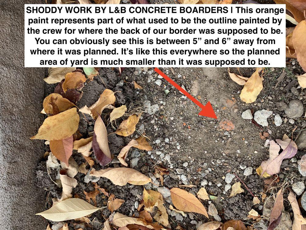 L & B's Concrete: Aurora, CO