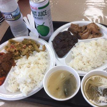 Kabayan Filipino American Restaurant Menu