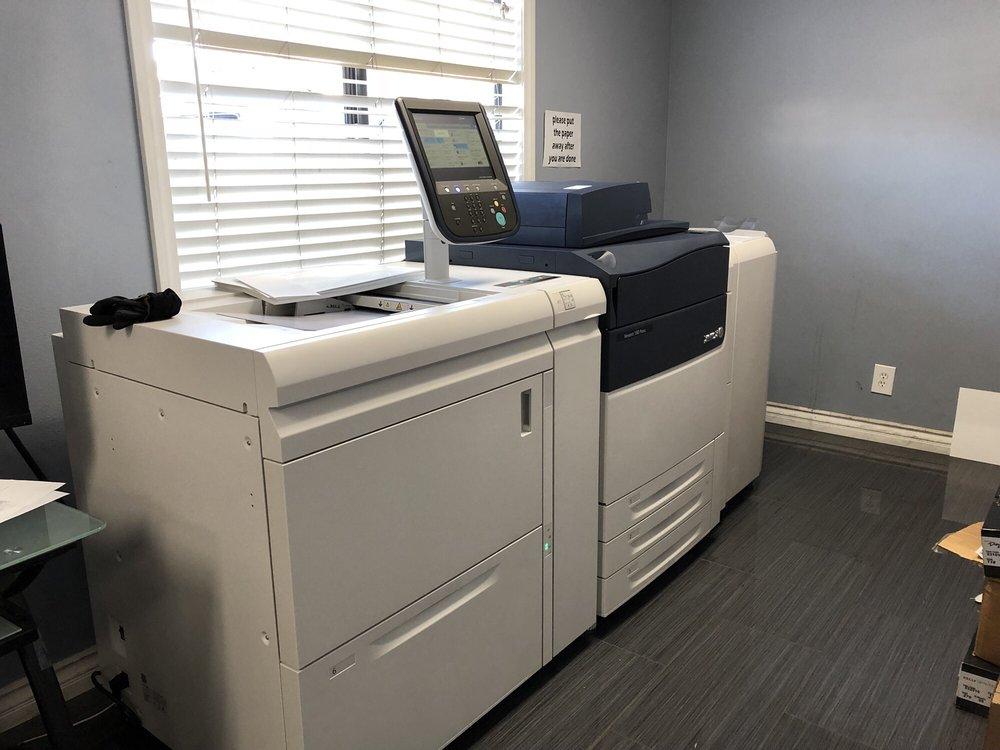Hi Speed Printing