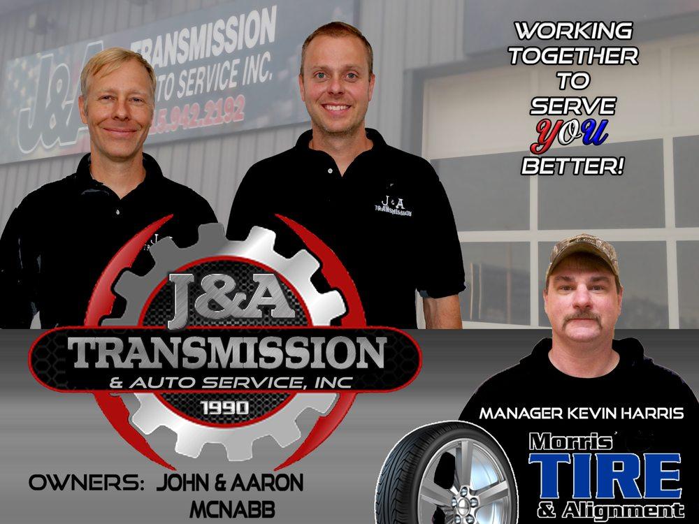 J & A Transmission & Auto Service: 3425 N Il Rt 47, Morris, IL